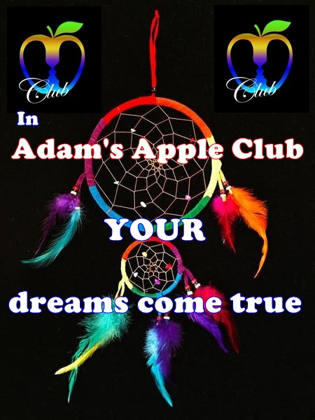 28.03.2018 Dreamcatcher Adams Apple Club c