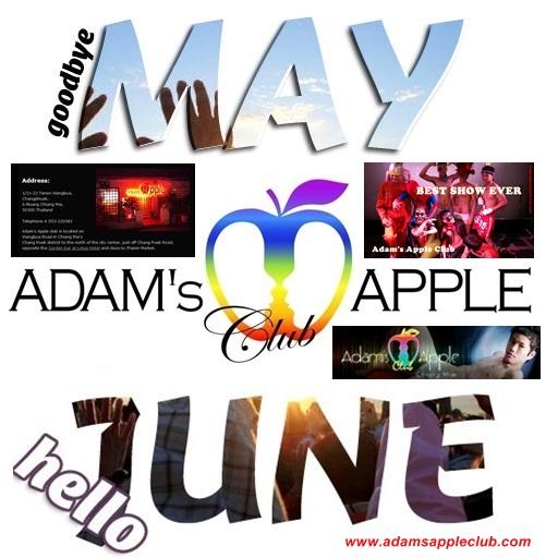 01.06.2018 Hello June Adams Apple Club 1