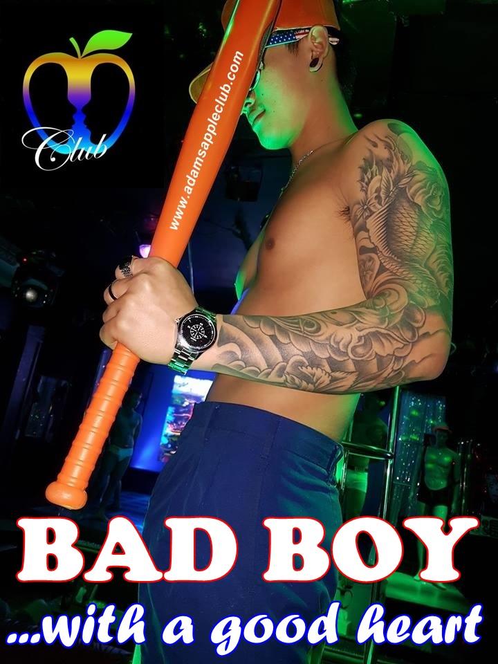 Bad Boy Adams Apple Gay Club Chiang Mai