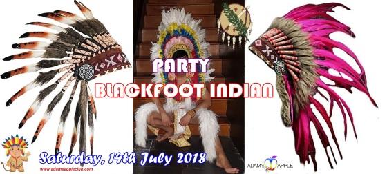 01.07.2018 Blackfoot Indian a