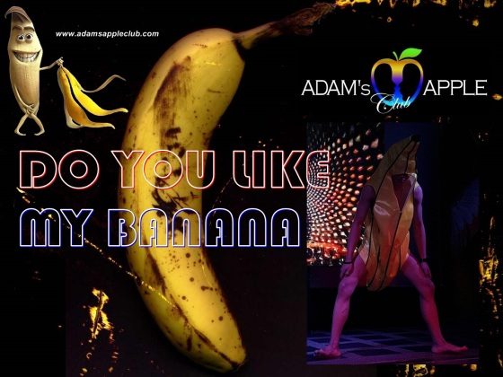 01.08.2018 Adams Apple Club Banana c