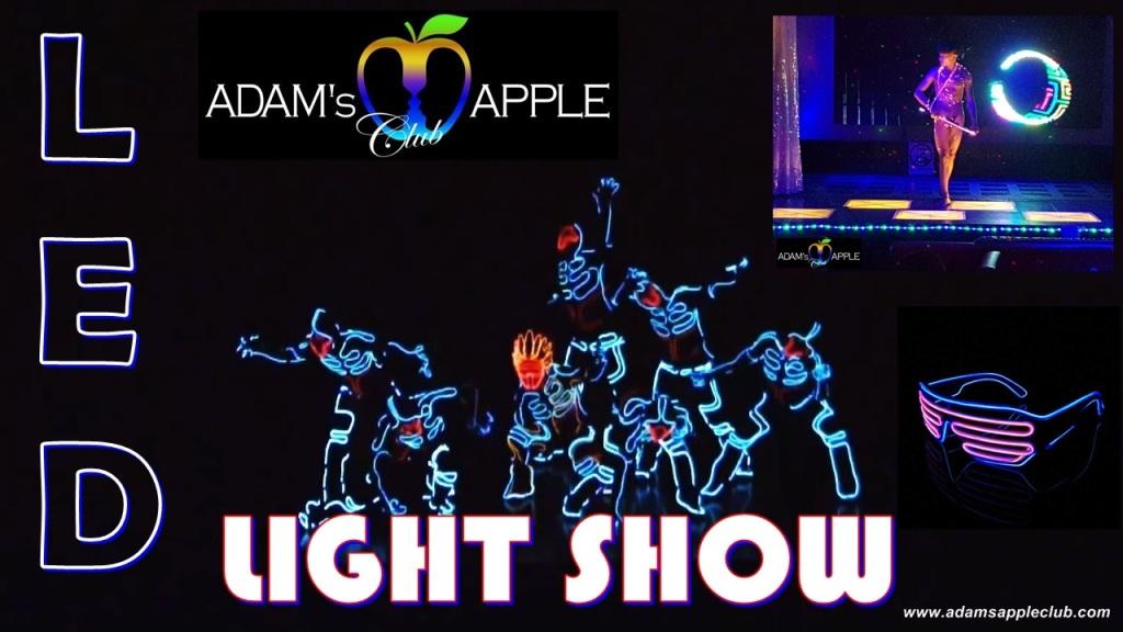 Adams Apple Club LED LIGHT Show