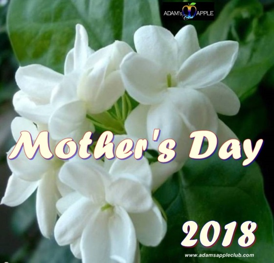 Adams Apple Club Happy Mother's Day 2018