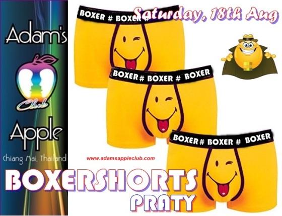 18.08.2018 BOXERSHORTS Party Adams Apple Club 5