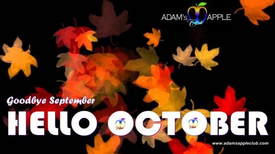 October 2018 Adams Apple Club
