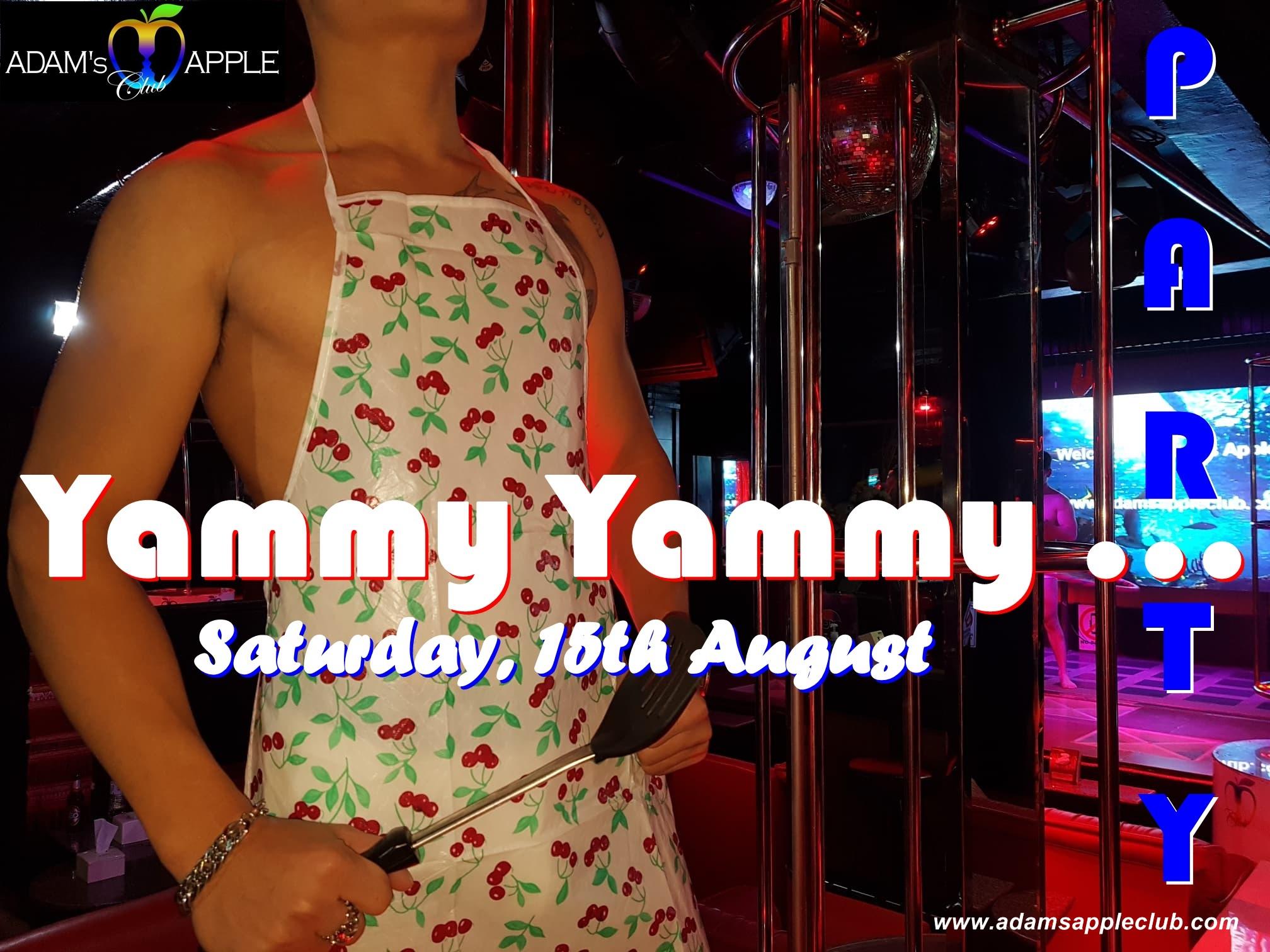 Yammy Yammy ... Party Adams Apple Club