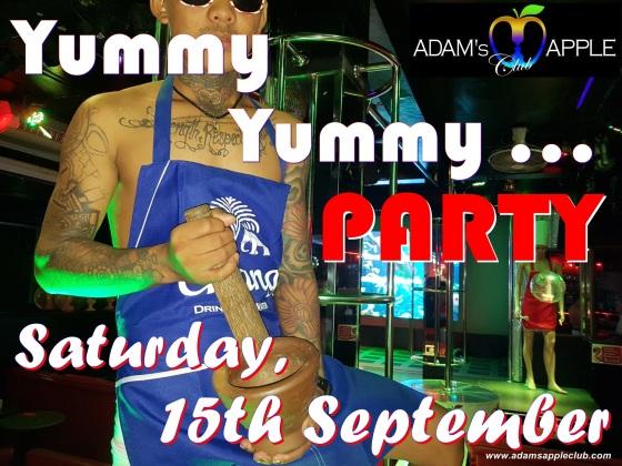 05.09.2018 Yummy Yummy ... Party 1