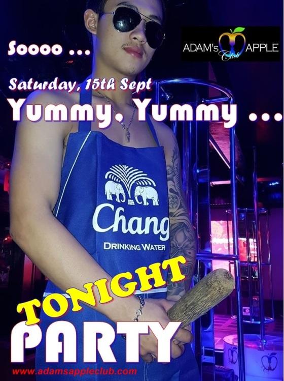 Yummy Yummy ... Party Adams Apple Club Chiang Mai