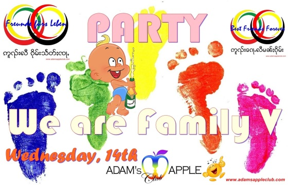 09.11.2018 We are Family Party V a