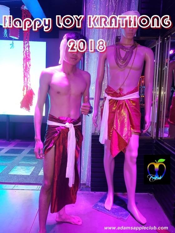 Loy Krathong 2018 Adams Apple Club
