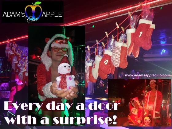 Advent Season Adams Apple Club in Chiang Mai