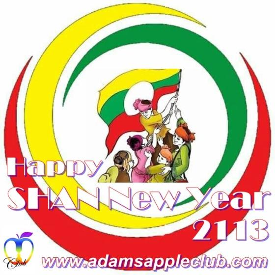 Happy Shan New Year 2018 3