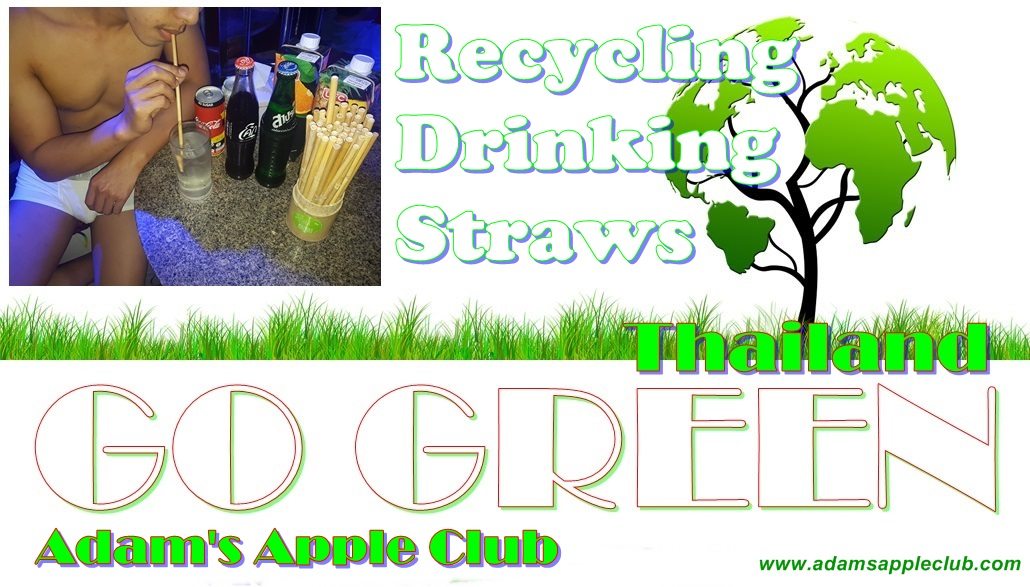 Adams Apple Club Chiang Mai Go Green