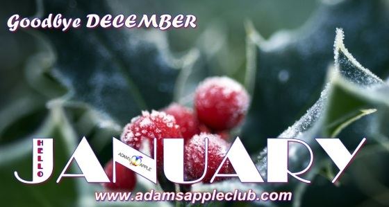 Hello January 2019 Adams-Apple-Club