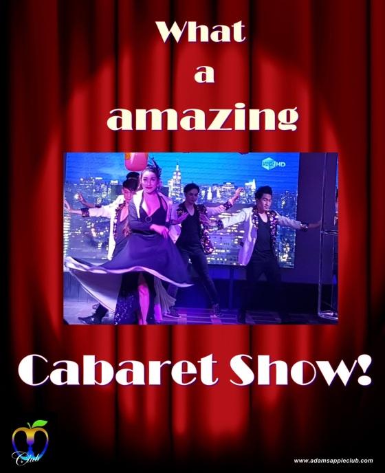 Cabaret Show Adams Apple Club Chiang Mai