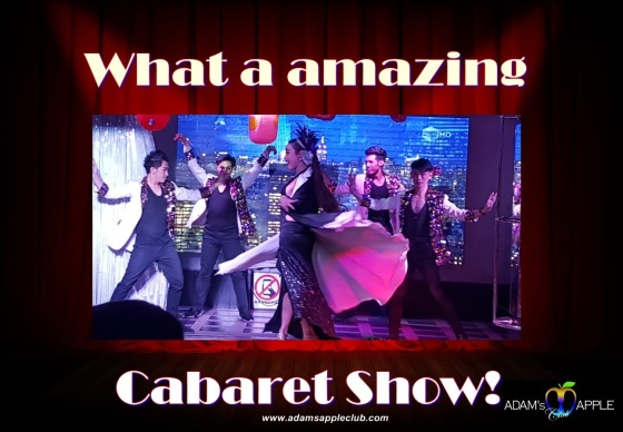 Cabaret Show Adams Apple Club Chiang Mai