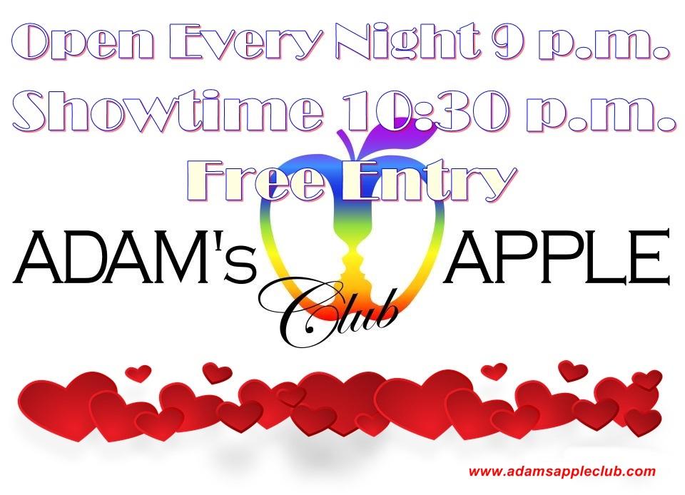 Host Bar Adams Apple Club Chiang Mai