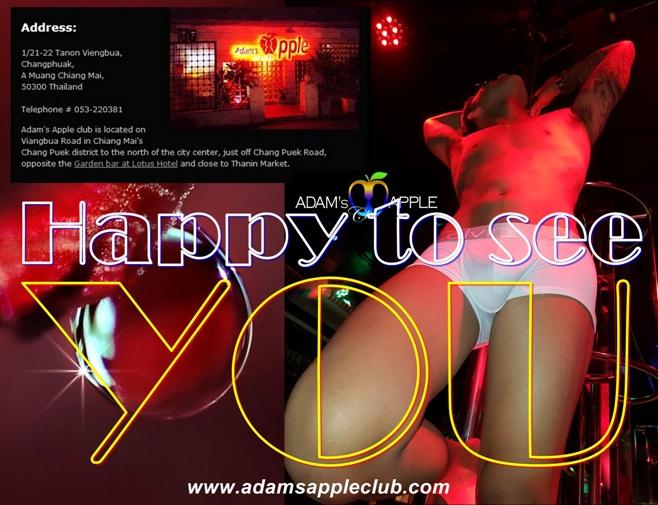 Adams Apple Club Chiang Mai's most friendly Host Bar