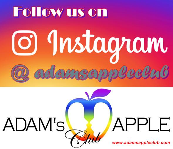 Instagram Adams Apple Club Chiang Mai Gay Bar