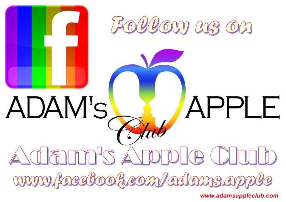 Follow us on Facebook Adams Apple Club