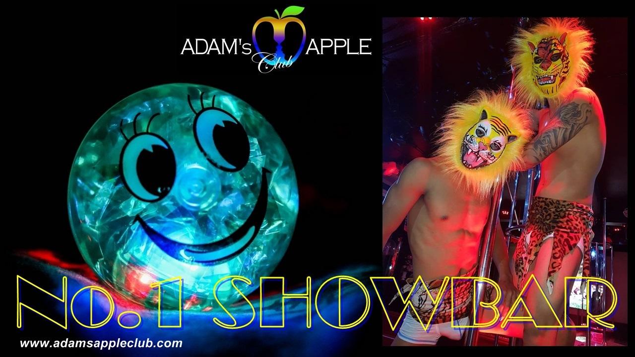 Adams Apple Club Best ShowBar in Chiang Mai