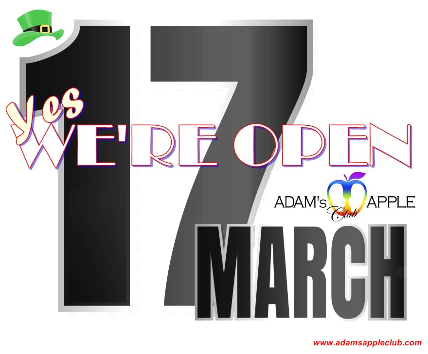 Adams Apple Club Chiang Mai OPEN