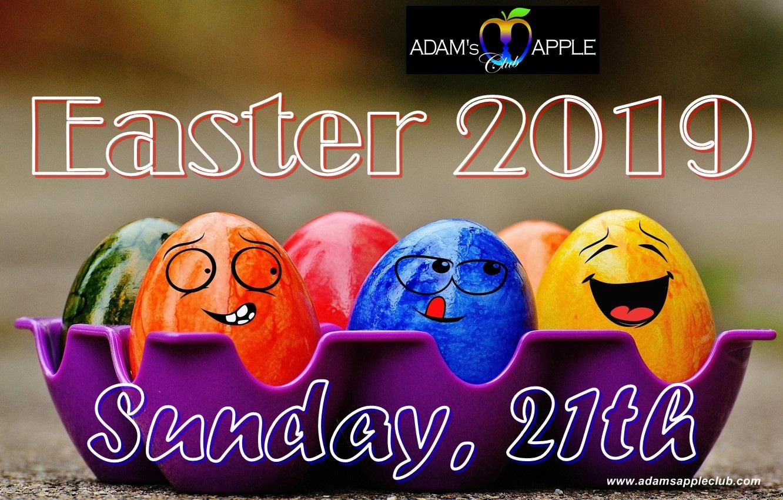 Easter 2019 Adams Apple Club Chiang Mai