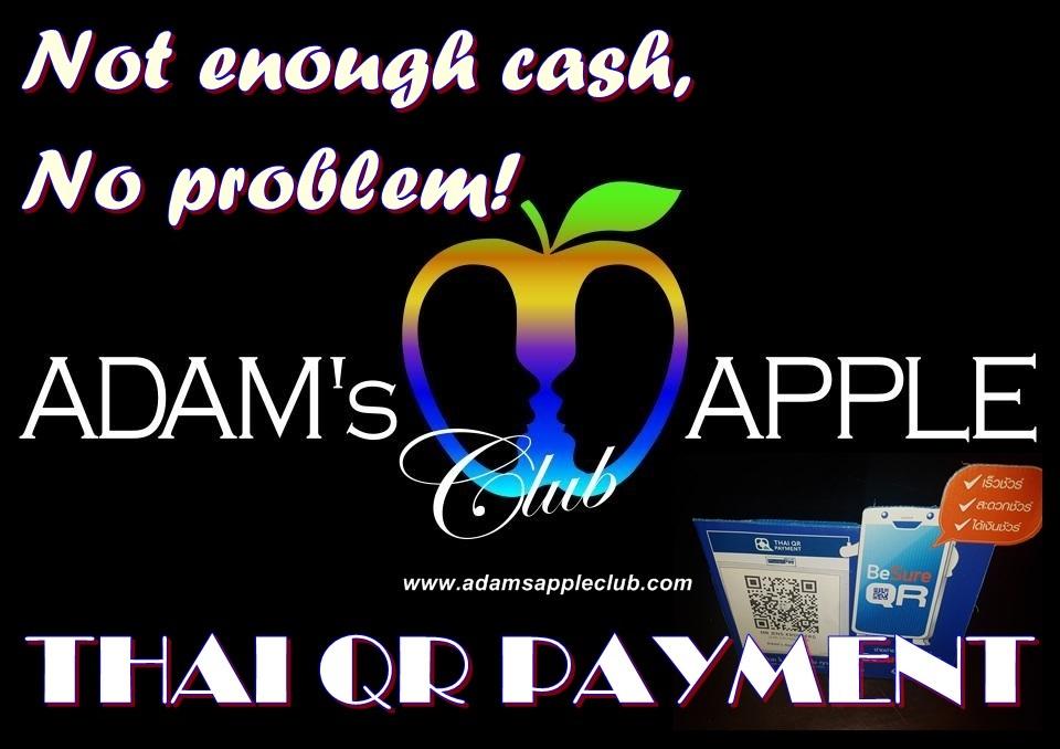 THAI QR PAYMENT Adams Apple Club