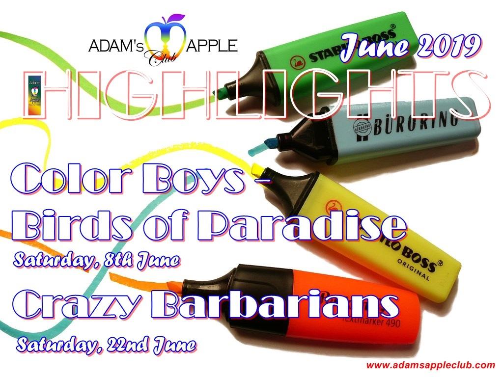 Highlights June 2019 Adams Apple Club CNX