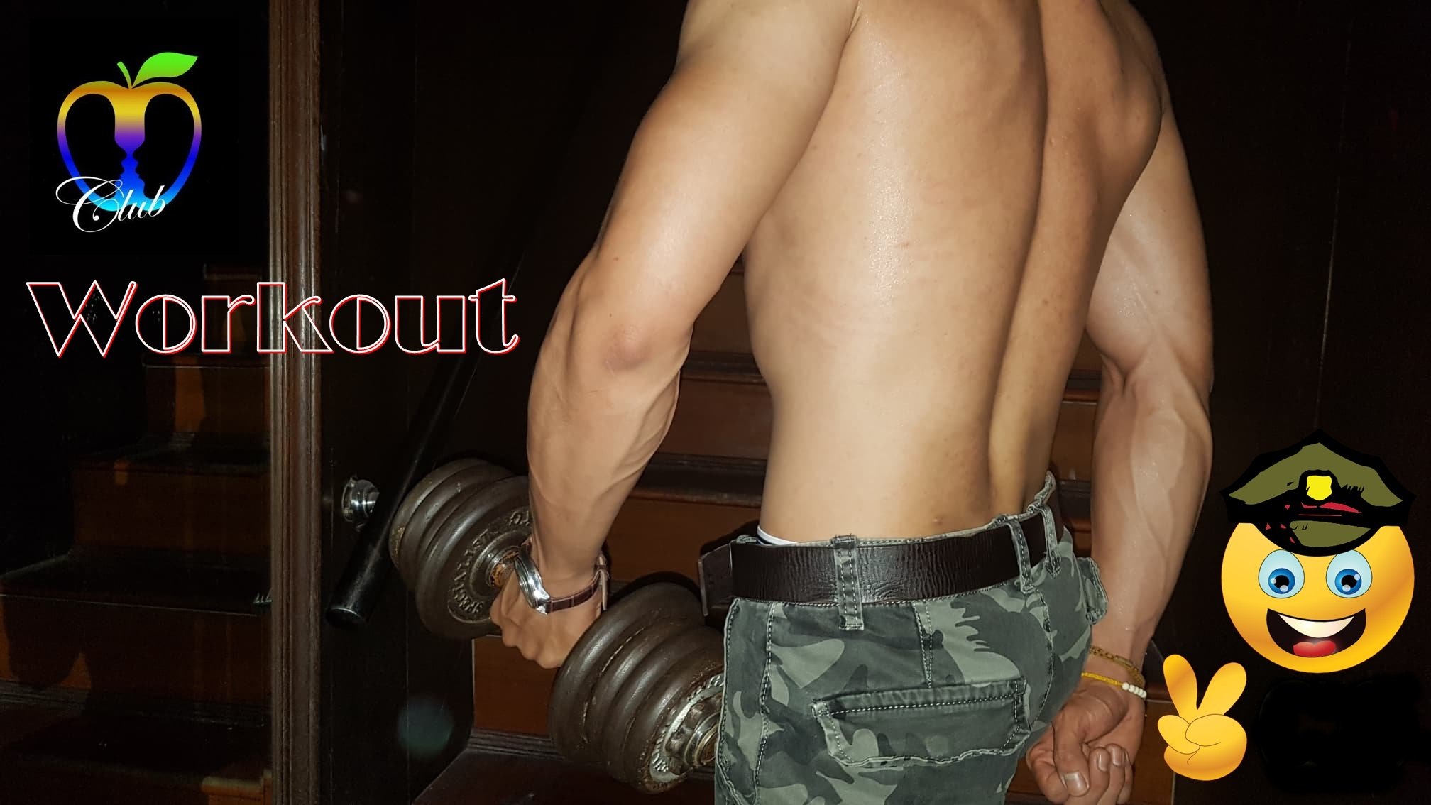 Workout Adams Apple Club CNX
