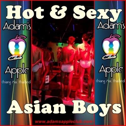 Hot and Sexy Asian Boys Adams Apple Club