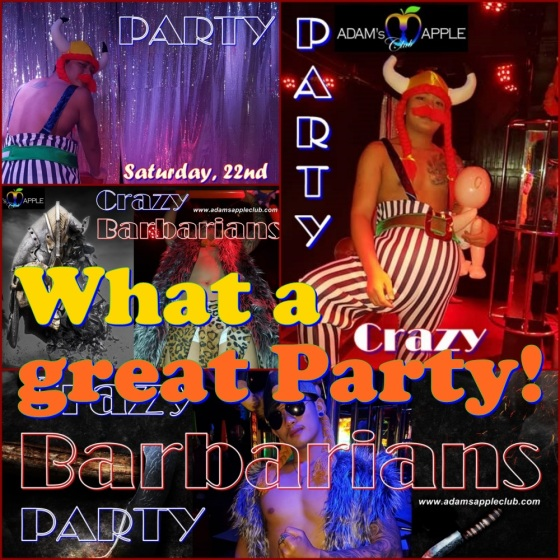 Great Party Adams Apple Club Chiang Mai