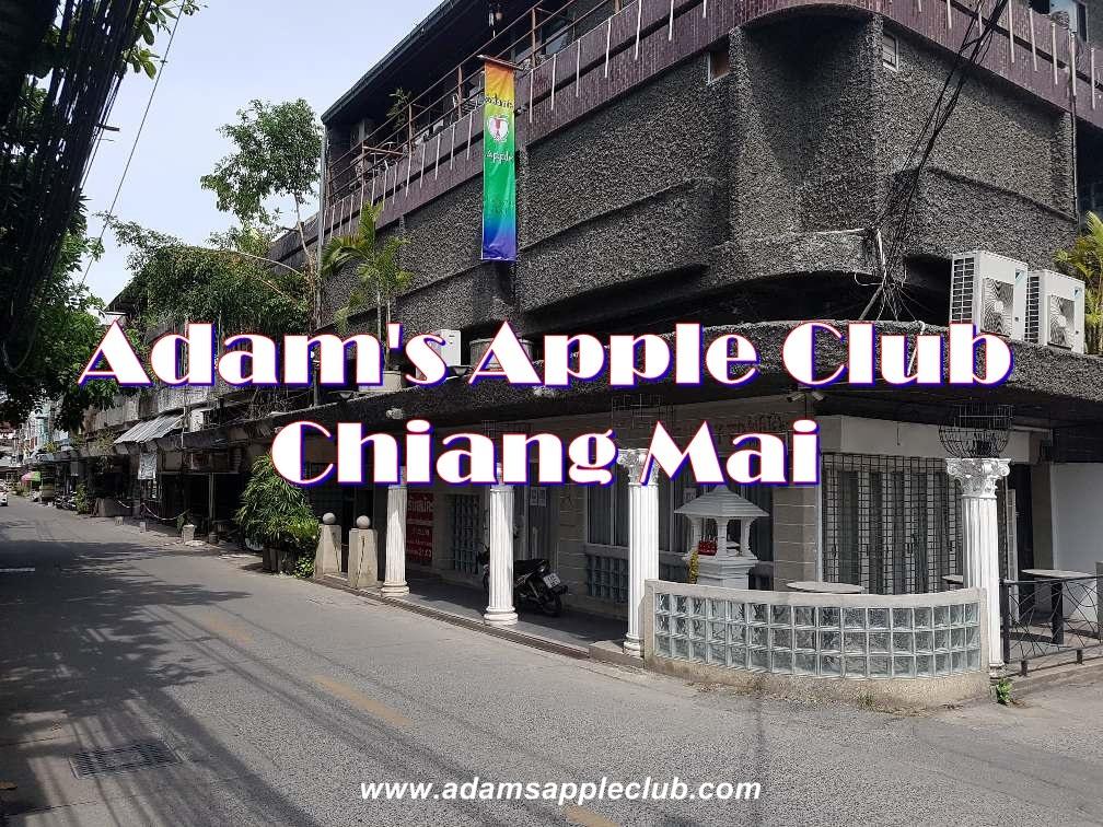 Adam's Apple Club Chiang Mai OUTSIDE