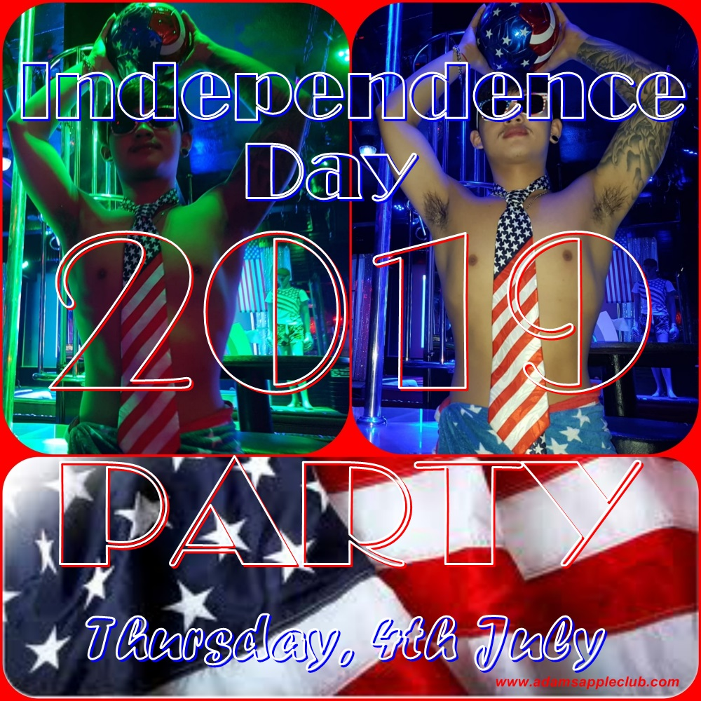 Independence Day 2019 Adams Apple Club