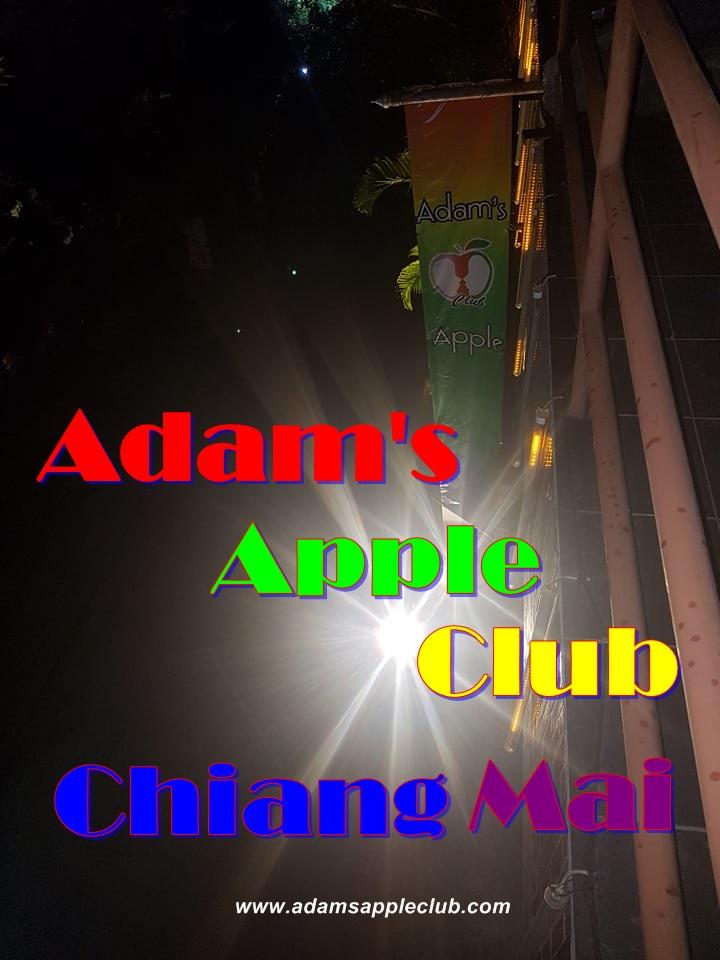 Adams Apple Club Chiang Mai OUTSIDE