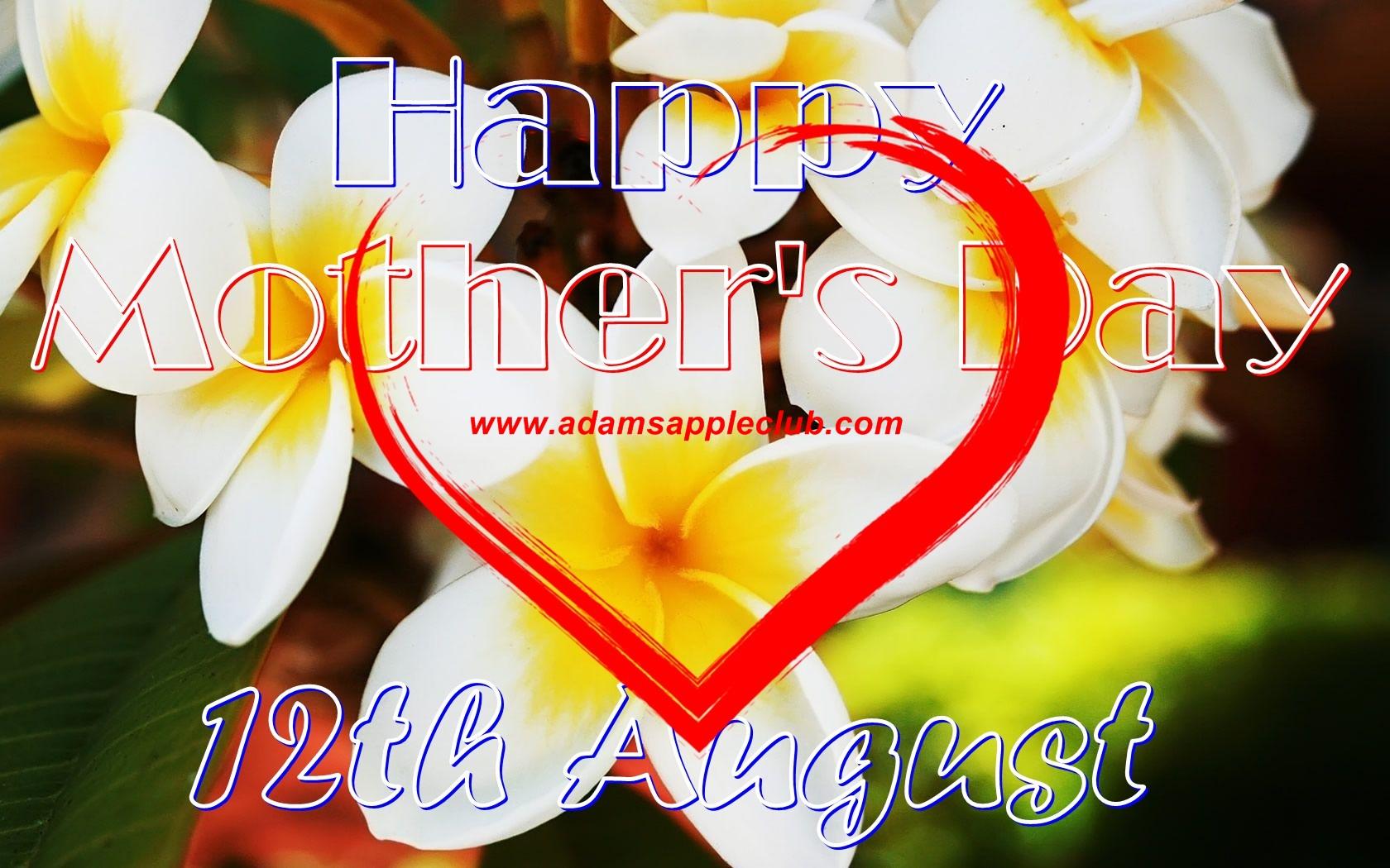 Mother's Day 2019 Adams Apple Club