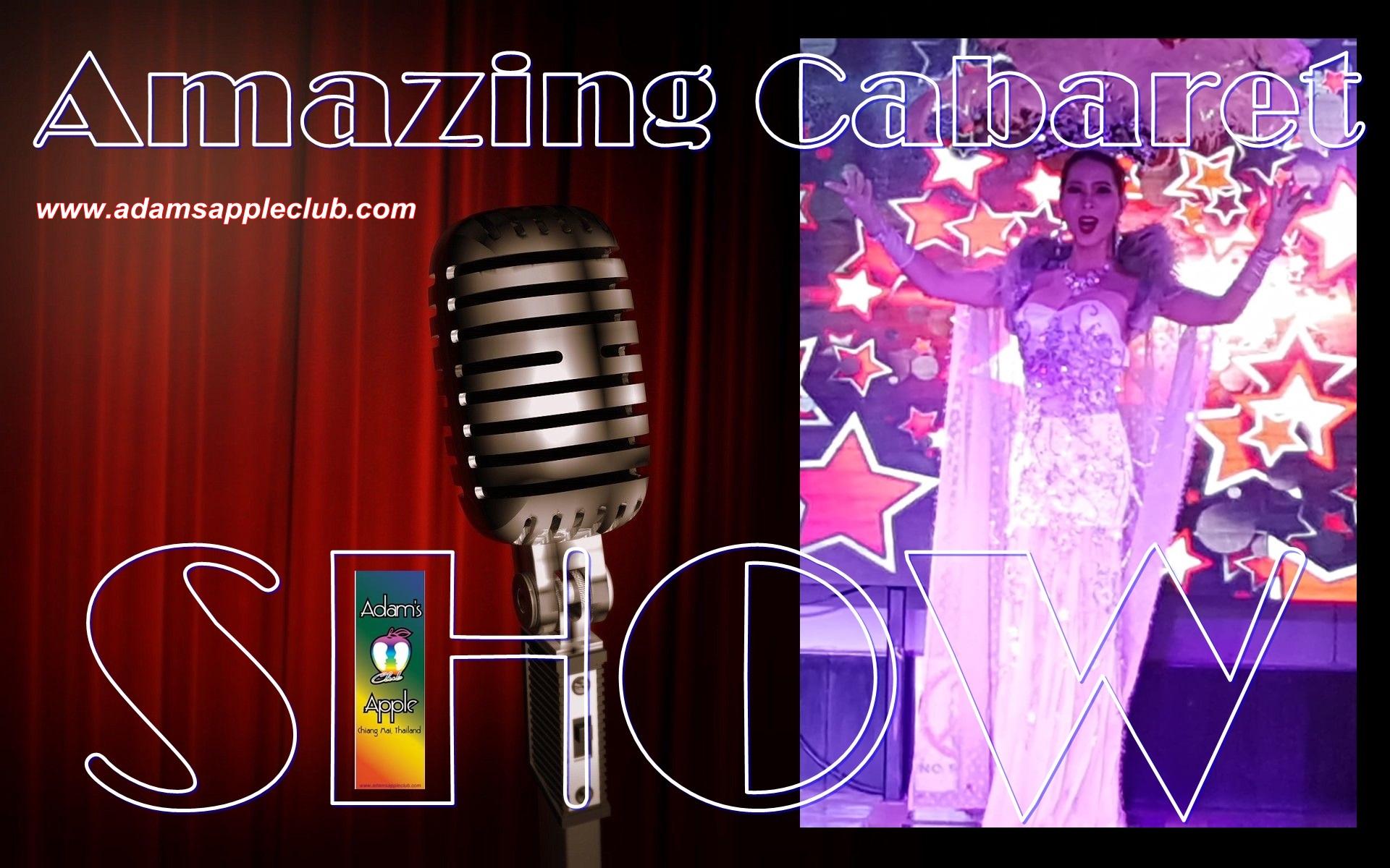 Adams Apple Club Amazing Cabaret