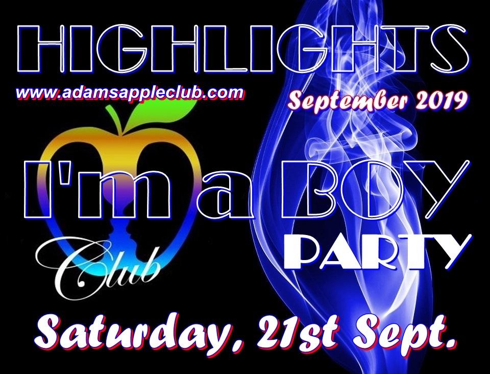 Highlights September 2019 Adams Apple Club