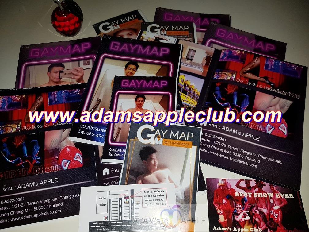 Adams Apple Club GAY MAP