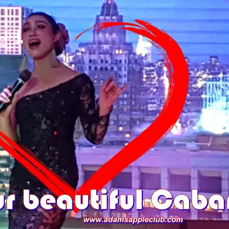 Our beautiful Cabaret Adams Apple Club