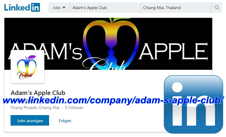 Adams Apple Club Linkedin