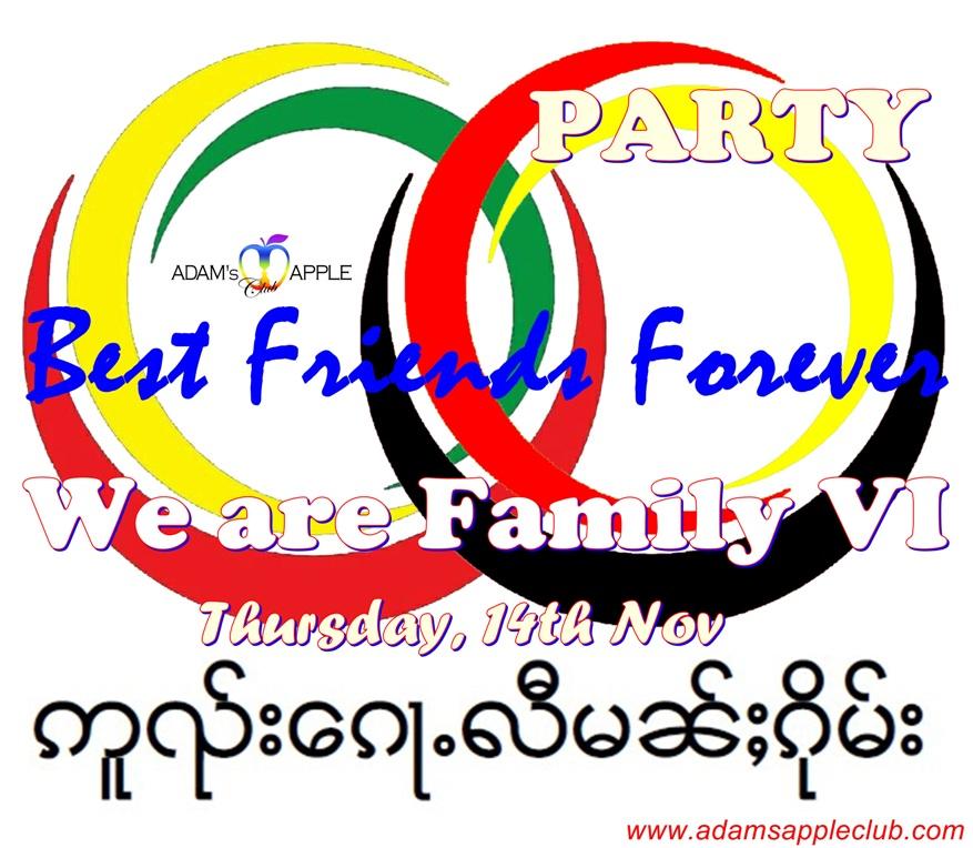 We are Family VI Adams Apple Club CNX