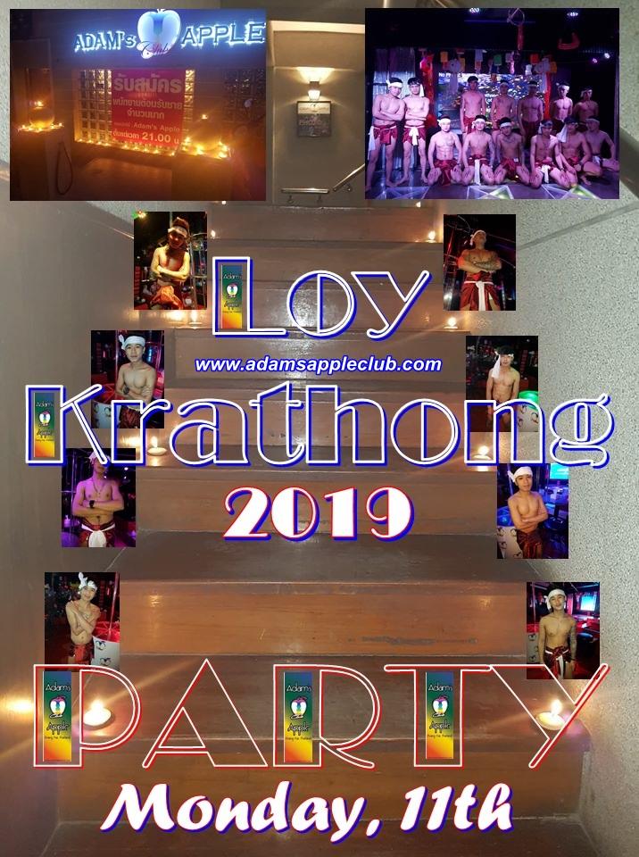 Celebrate Loy Krathong Adams Apple Club