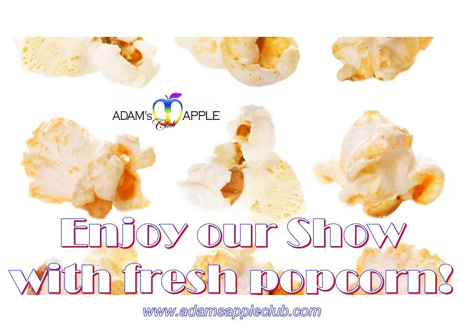 Popcorn Adams Apple Club Chiang Mai