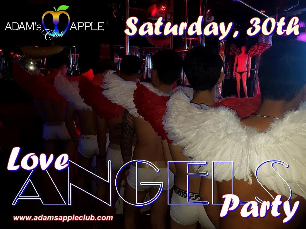 Love Angels - PARTY Adams Apple Club