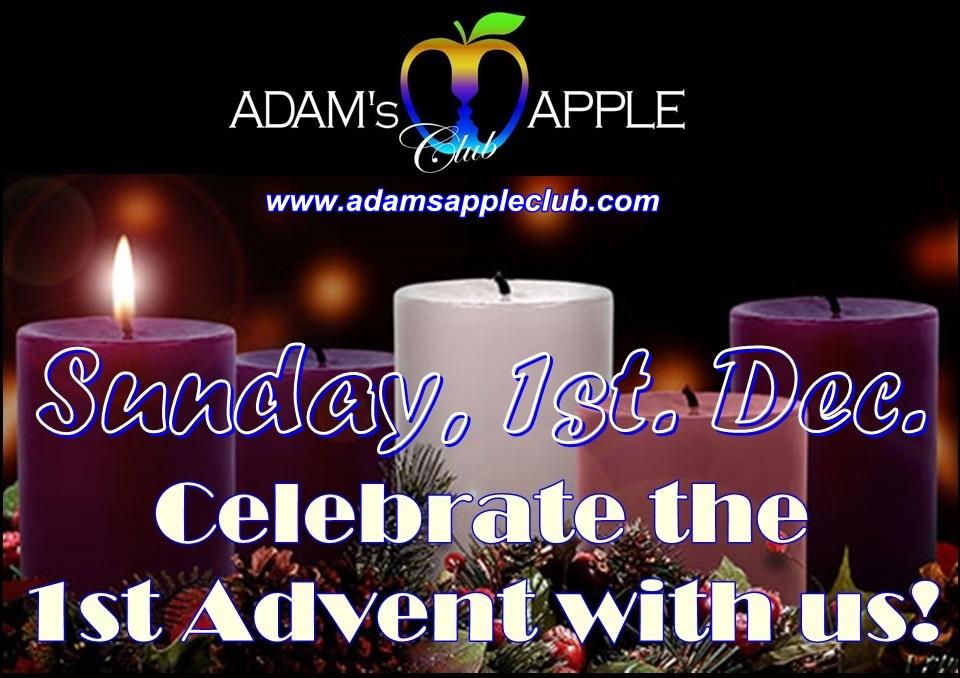 First Advent Adams Apple Club