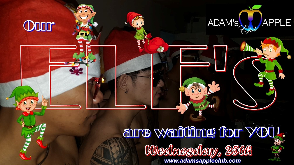Our Elfs Adams Apple Club Chiang Mai