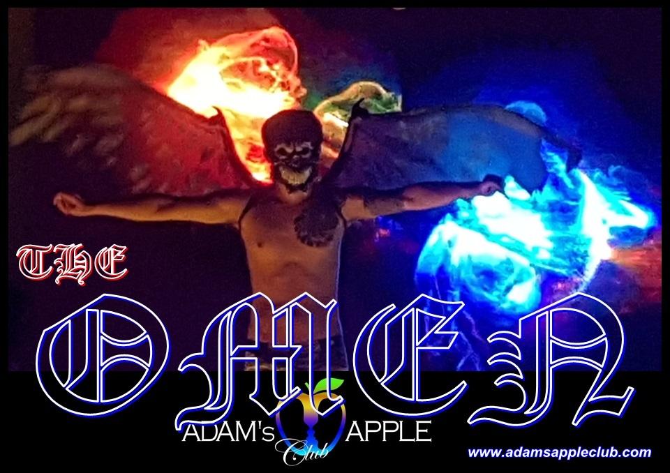 THE OMEN Adams Apple Club