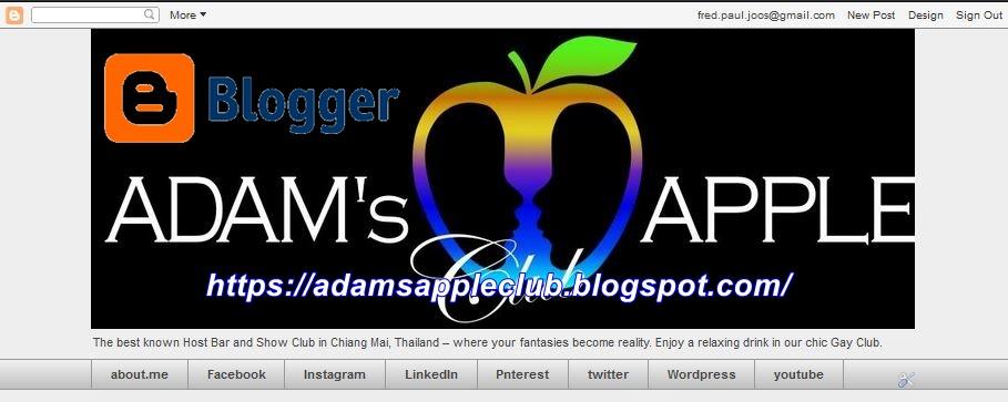 Adams Apple Club Chiang Mai on blogspot.com