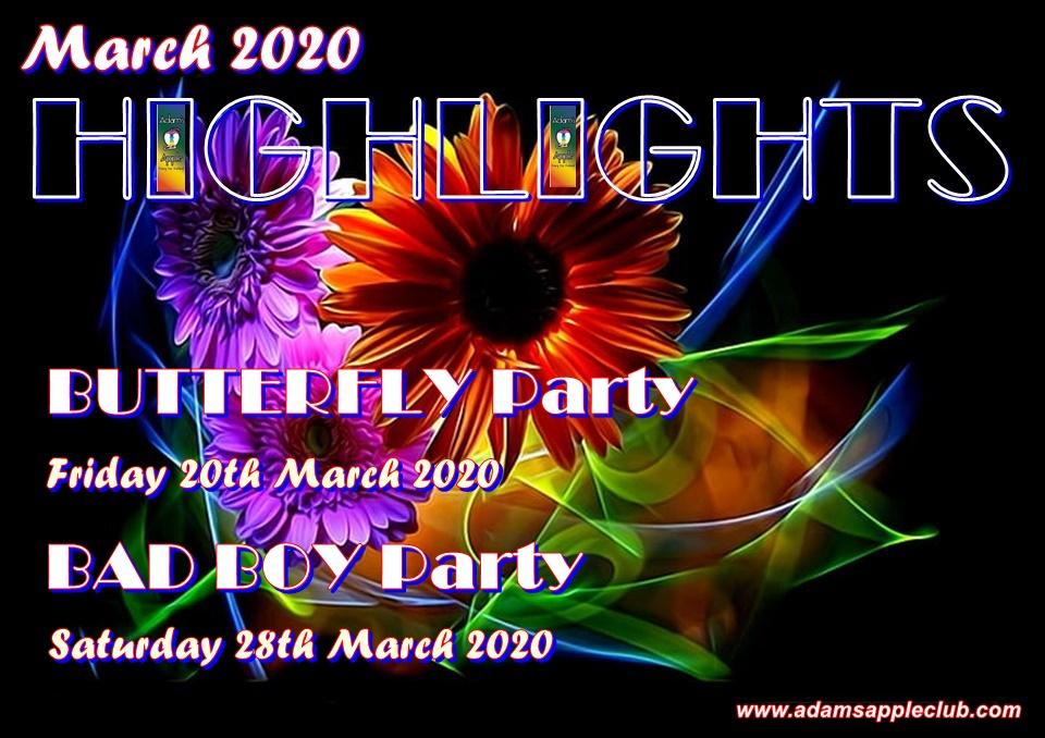 HIGHLIGHTS MARCH 2020 Adams Apple Club